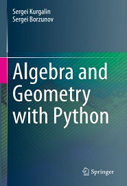 Algebra and Geometry with Python