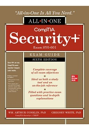CompTIA Security+ All-in-One Exam Guide (Exam SY0-601), 6th Edition