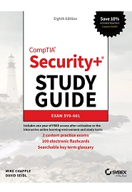 CompTIA Security+ Study Guide: Exam SY0-601, 8th Edition