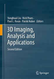 3D Imaging, Analysis and Applications, 2nd Edition