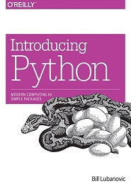 Introducing Python. Modern Computing in Simple Packages