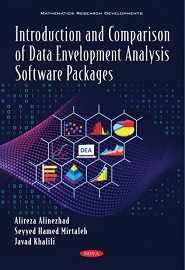 Introduction and Comparison of Data Envelopment Analysis Software Packages
