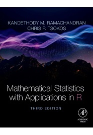 Mathematical Statistics with Applications in R, 3rd Edition