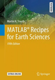 MATLAB® Recipes for Earth Sciences, 5th Edition