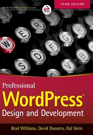 Professional WordPress. Design and Development, 3rd Edition
