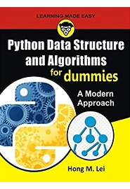 Python Data Structure and Algorithms: A Modern Approach