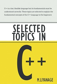 Selected Topics in C++
