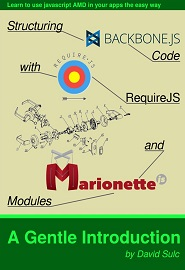 Structuring Backbone Code with RequireJS and Marionette Modules